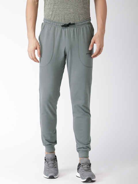 2GO Men Grey Training Track Pant