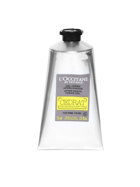 LOccitane en Provence Hombres Cedrat Después de la Crema de Afeitar Gel de 75 ml