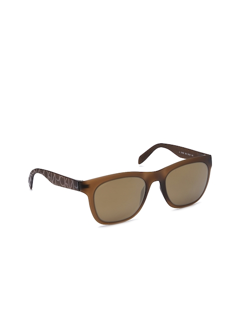 Calvin Klein Men Oval Sunglasses 3163 242 50 S