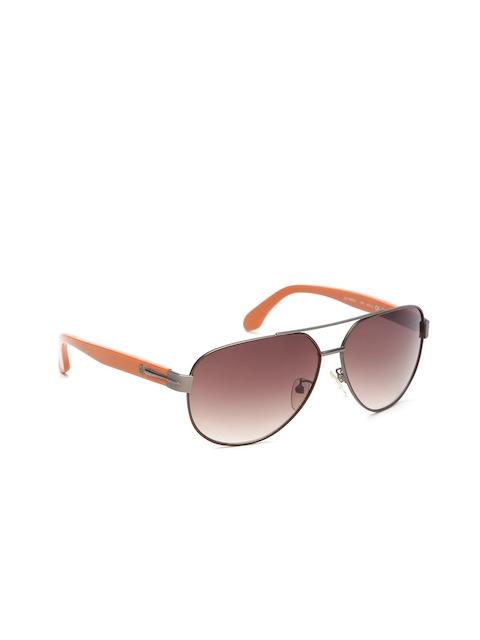Calvin Klein Men Oval Sunglasses 1189A 083