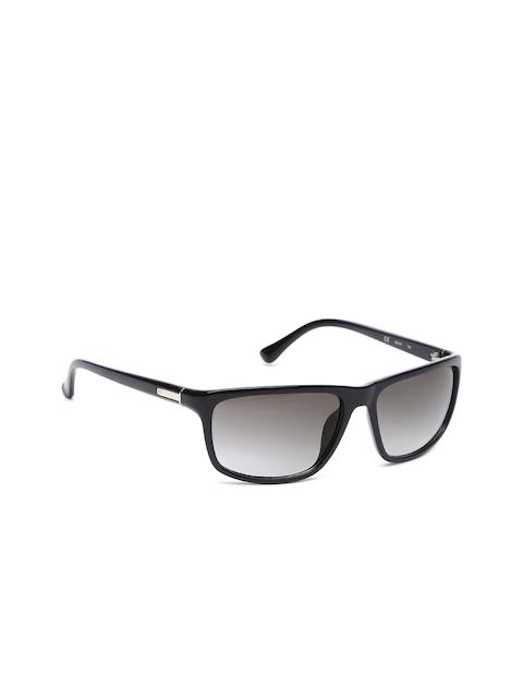 Calvin Klein Men Rectangle Sunglasses Ck 3161 003 58