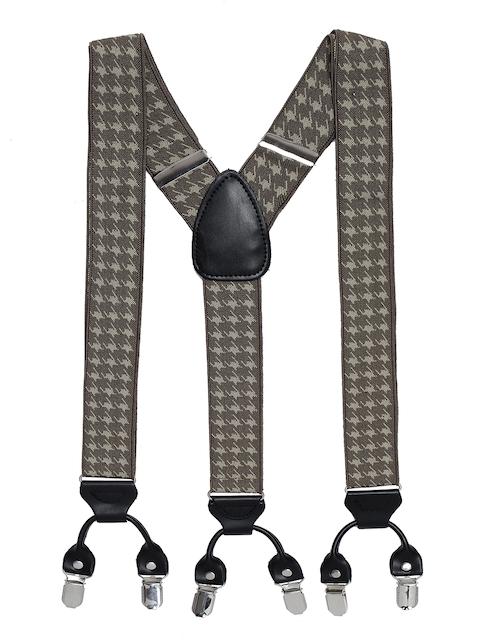 Alvaro Castagnino Men Brown Suspenders