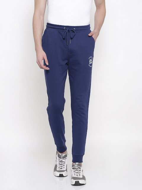 Being Human Blue Track Pants