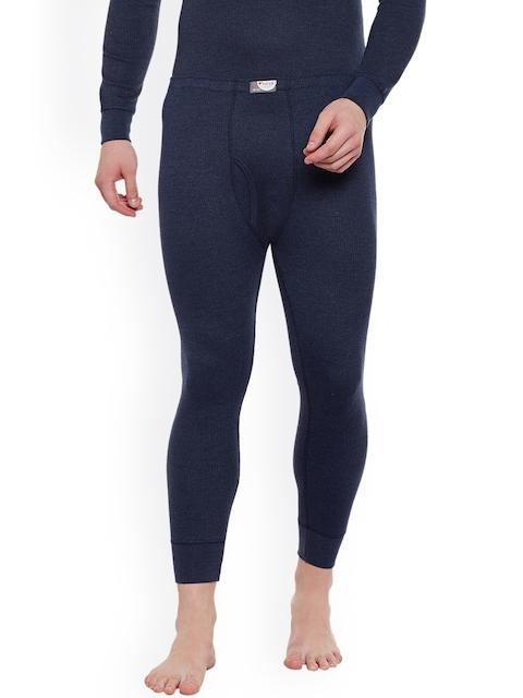 NEVA Men Navy Blue Thermal bottoms