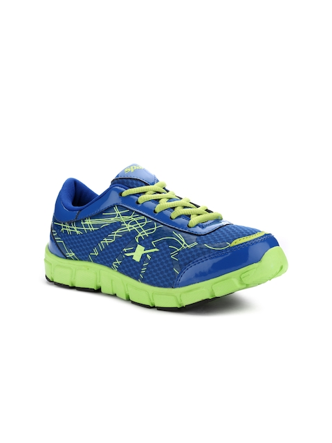 Sparx Women Blue Running Shoes
