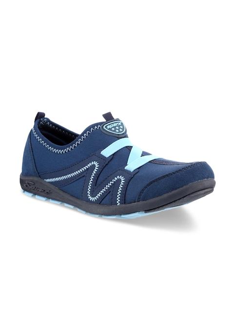 Sparx Women Navy Blue Running Shoes