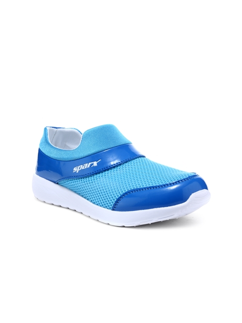 Sparx Women Blue Running Shoes
