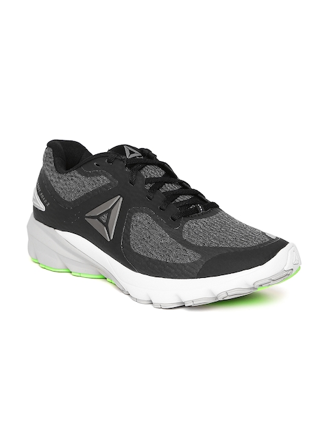 Reebok Men Black & Grey OSR HARMONY ROAD 2 Running Shoes