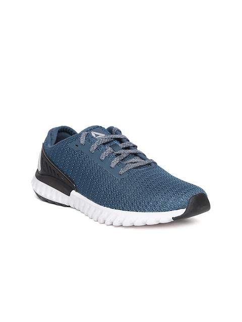 Reebok Women Blue Wave Ride Running Shoes