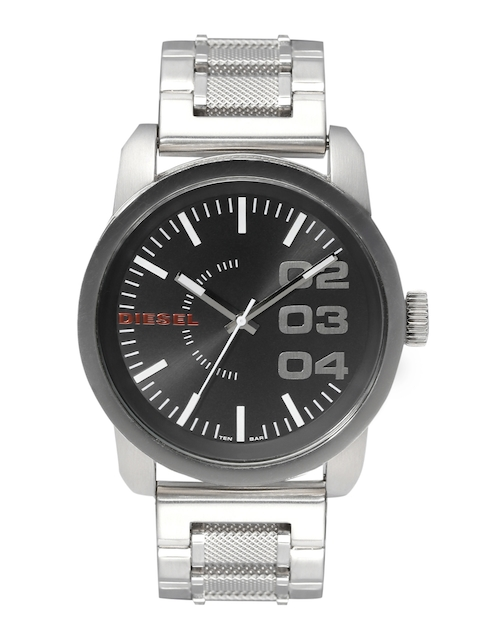 DIESEL Men Black Dial Watch DZ1657I