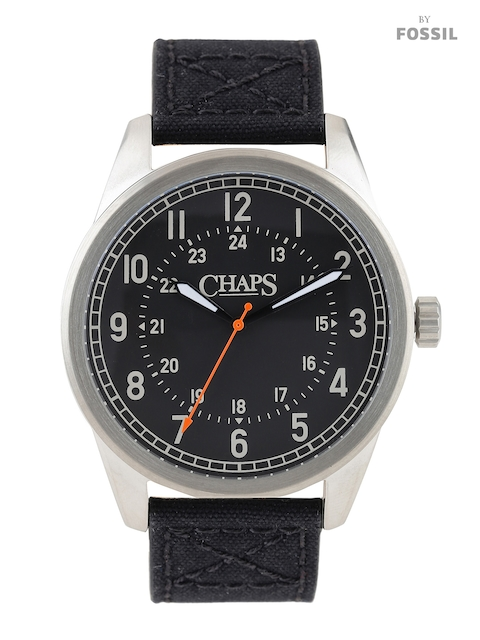 CHAPS BRANSEN Men Black Dial Watch CHP5012