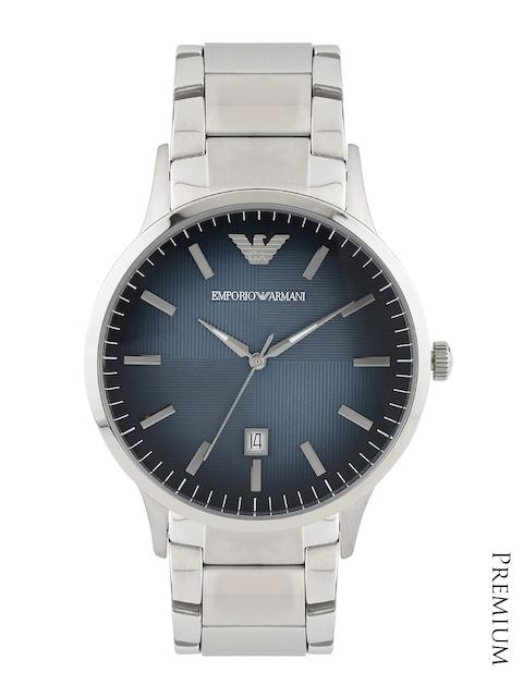 Emporio Armani Men Grey Dial Watch AR2472