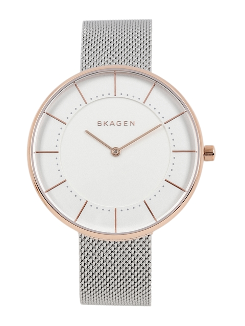 SKAGEN Women White Analogue Watch SKW2583I