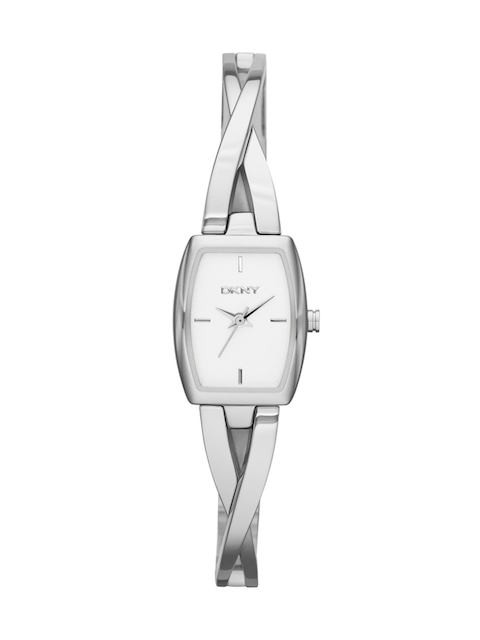 DKNY Women White Analogue Watch NY2234