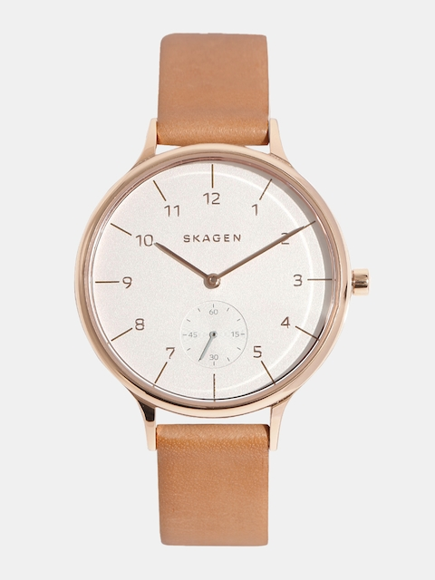 SKAGEN Women White Analogue Watch SKW2405