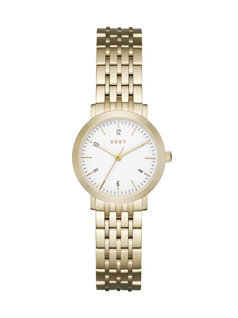 DKNY Women White Analogue Watch NY2510