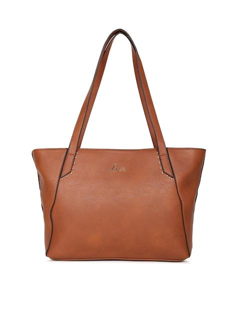 Lavie Tan Solid Shoulder Bag
