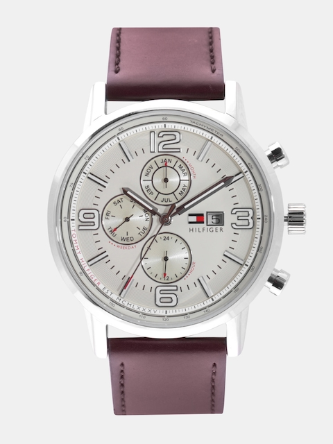Tommy Hilfiger Men Beige Analogue Watch NTH1710337_BBD