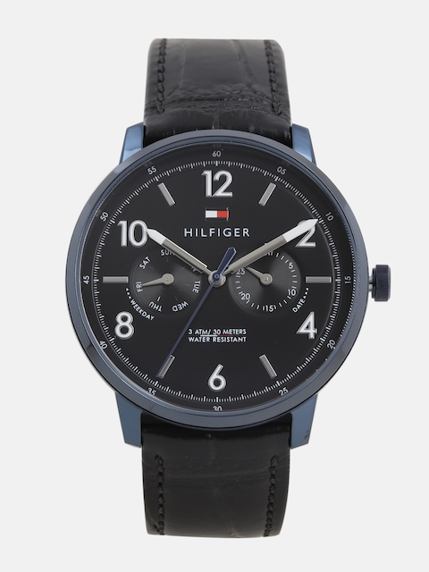 Tommy Hilfiger Men Black Analogue Watch NTH1791359_BBD