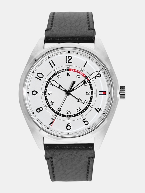 Tommy Hilfiger Men White Analogue Watch NTH1791373