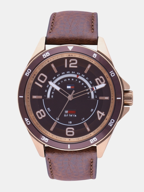 Tommy Hilfiger Men Brown Analogue Watch NTH1791392_BBD
