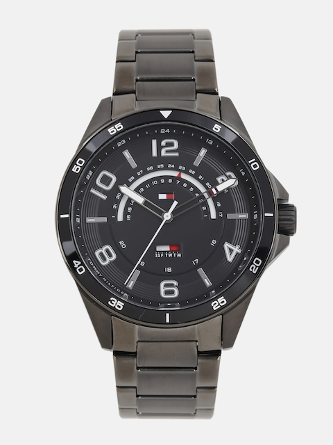 Tommy Hilfiger Men Black Analogue Watch NTH1791393_BBD