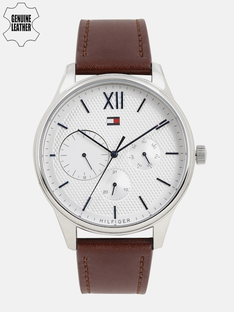 Tommy Hilfiger Men White Multifunction Analogue Watch NTH1791418_BBD