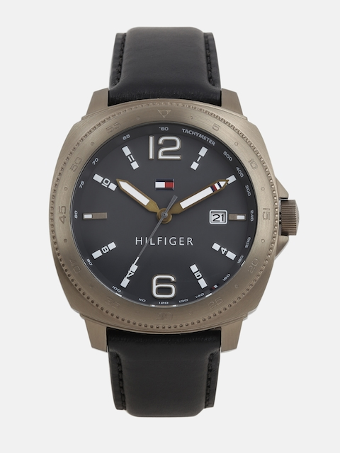 Tommy Hilfiger Men Black Analogue Watch NTH1791429_BBD