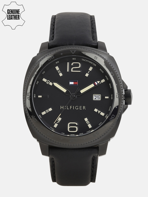 Tommy Hilfiger Men Black Analogue Watch NTH1791430_BBD