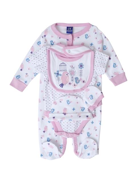 Lilliput Infants Set of 5 Clothing Set