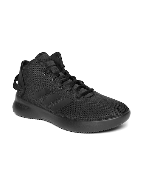 Adidas Men Black CF Refresh Basketball Shoes