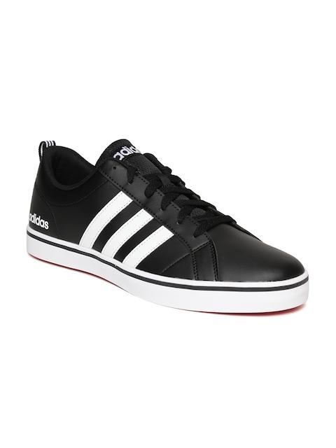 Adidas Men Black VS Pace Tennis Shoes