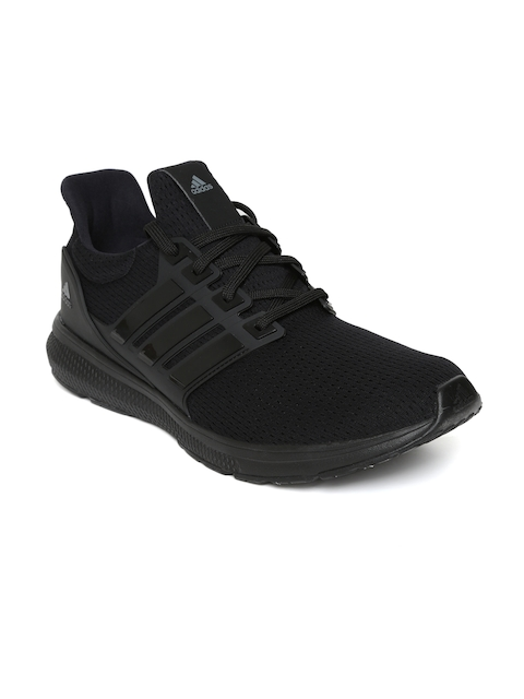 Adidas Men Black JERZO Running Shoes