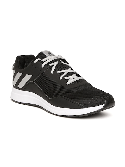 Adidas Men Black Remus Running Shoes