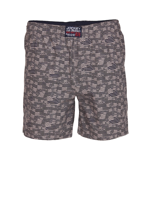 Jockey Boys Assorted Printed Lounge Shorts