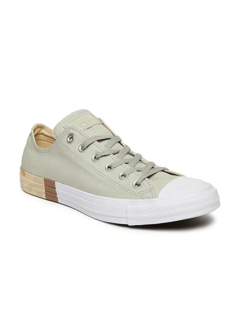 Converse Men Grey Sneakers