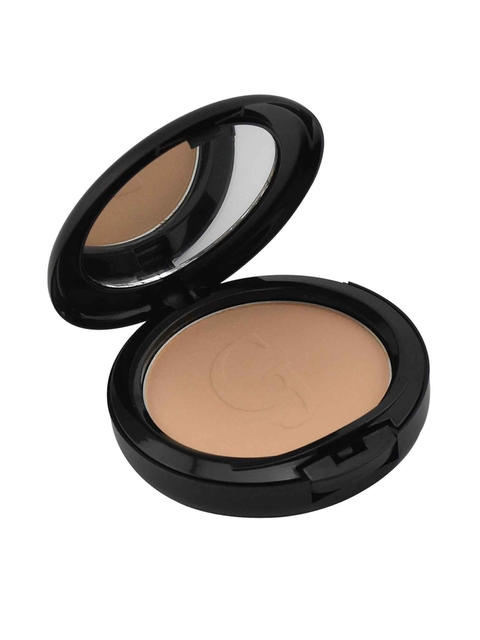 GlamGals Face Stylist Golden Sand Compact