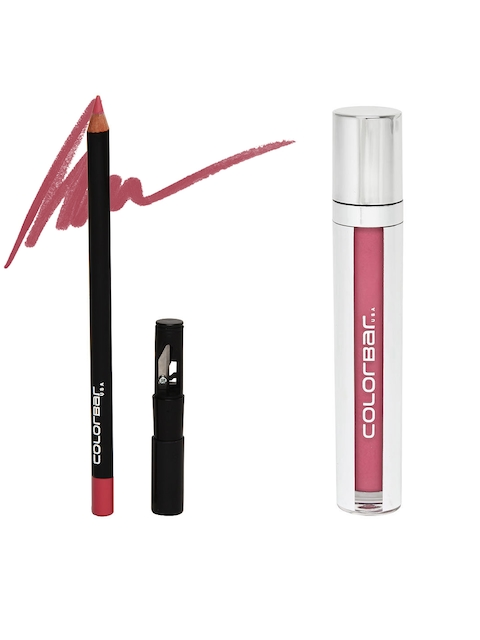 Colorbar Pack of Lip Stain & Lip Liner