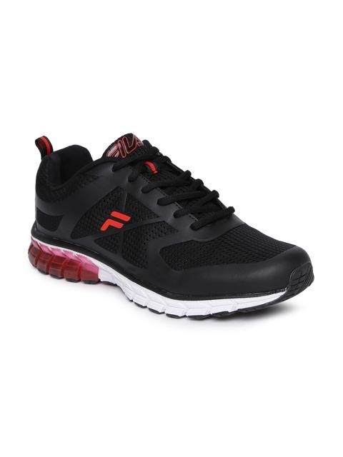 FILA Men Black RAGE Energized Running Shoes