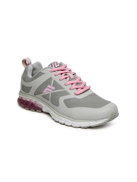 FILA Women Grey Running Shoes