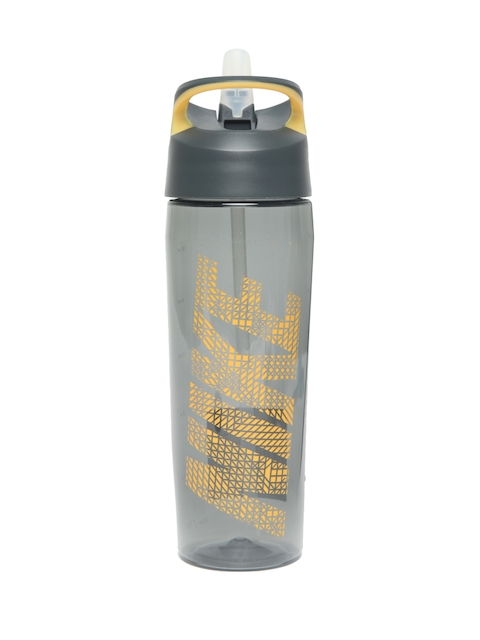 Nike Unisex Grey TR HYPERCHARGE STRAW Water Bottle