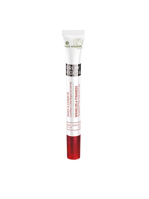 YVES ROCHER Unisex Serum Vegital Wrinkles & Firmness Filler Eye & Lips 14 ml