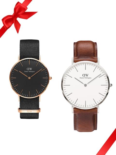 Daniel Wellington Set of 2 His & Her Watches