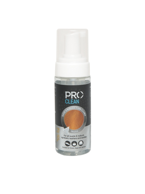 PRO Unisex Clean Suede & Nubuck Foam Cleaner