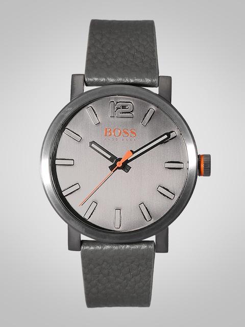 Hugo Boss 1550037 Gunmetal-Toned Analog Men's Watch
