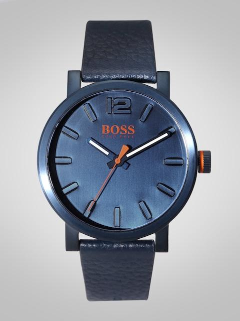 Hugo Boss Men Navy Blue Analogue Watch 1550039