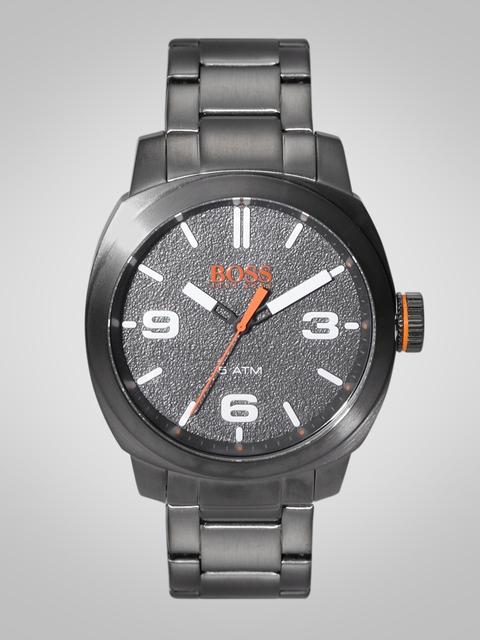 Hugo Boss 1513420 Grey Dial Analog Men's Watch
