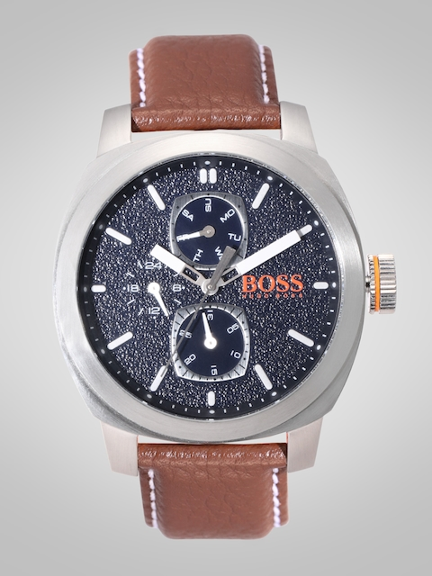 Hugo Boss 1550027 Navy Blue Analog Men's Watch
