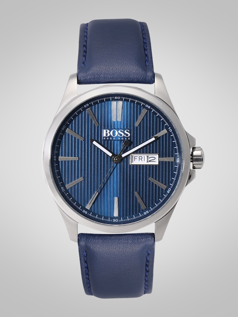 Hugo Boss 1513465 Blue Dial Analog Men's Watch