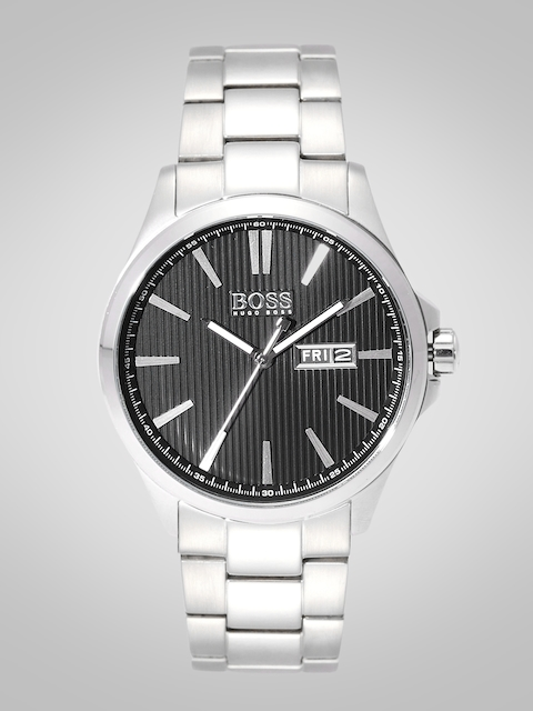 Hugo Boss 1513466 Black Analog Men's Watch